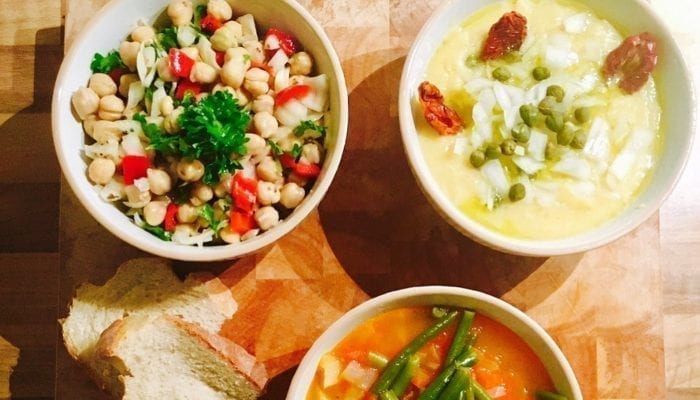 3 Common But Tasty Mediterranean Dishes