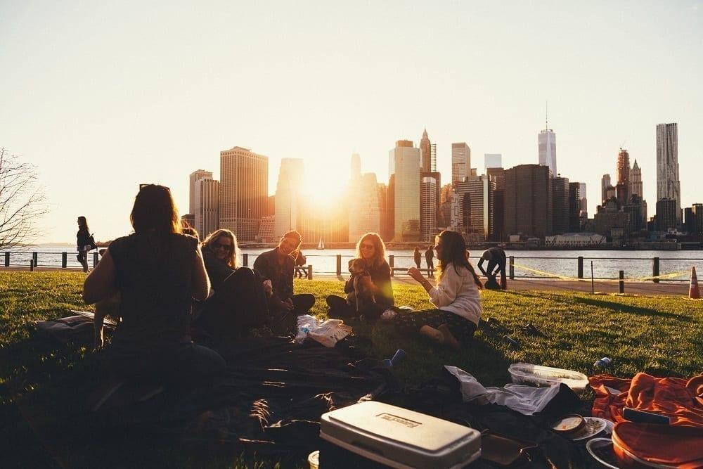 social-in-park